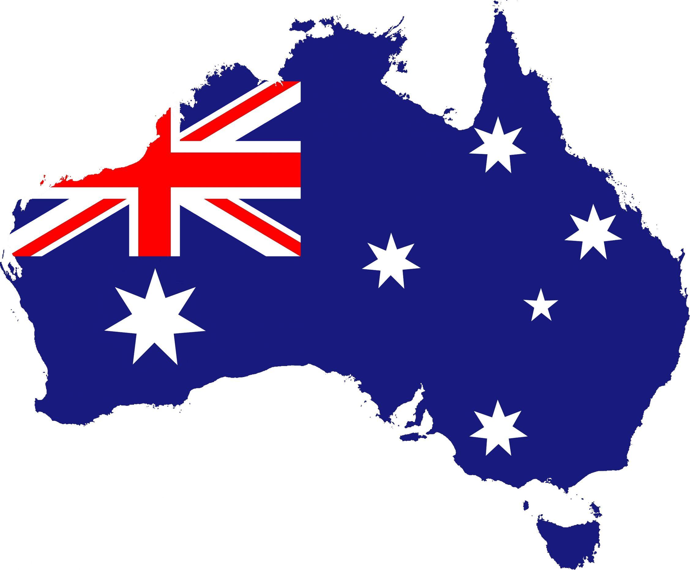 Llega a Australia un nuevo monolito con coordenadas de varias partes del mundo