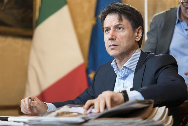 Una nueva crisis política llega a Italia con la renuncia de Giuseppe Conte