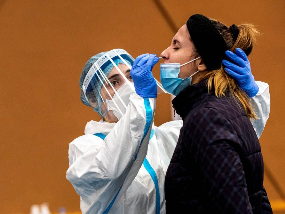 Aumenta el número de infectados por coronavirus en España