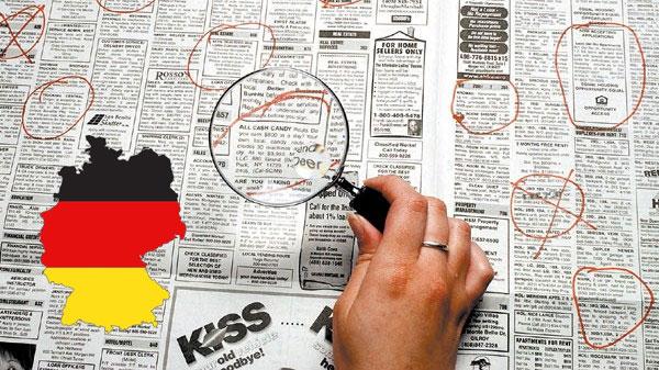 ¿Cómo buscar empleo en Alemania?