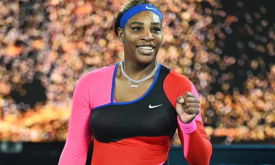 Serena Williams le brinda apoyo a otras deportistas