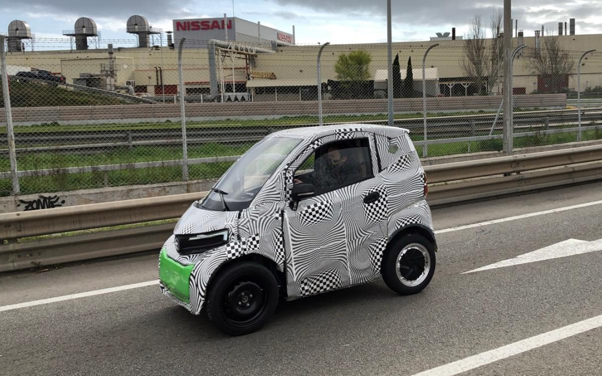 Silence desarrolla un nuevo coche eléctrico en Barcelona