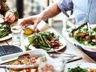 comer sano y saludable