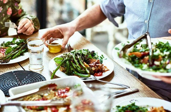 Estados Unidos enseña lecciones sobre comer sano y saludable