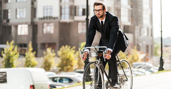 6 razones para ir a trabajar en bicicleta