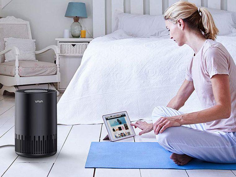 Purificador de aire, gana en calidad gana en salud