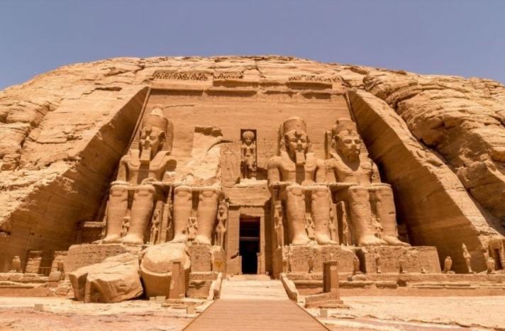 El Patrimonio de la Humanidad por UNESCO en Egipto