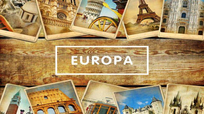 europa viaje