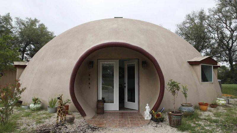 Casas domo: qué son, características y ventajas