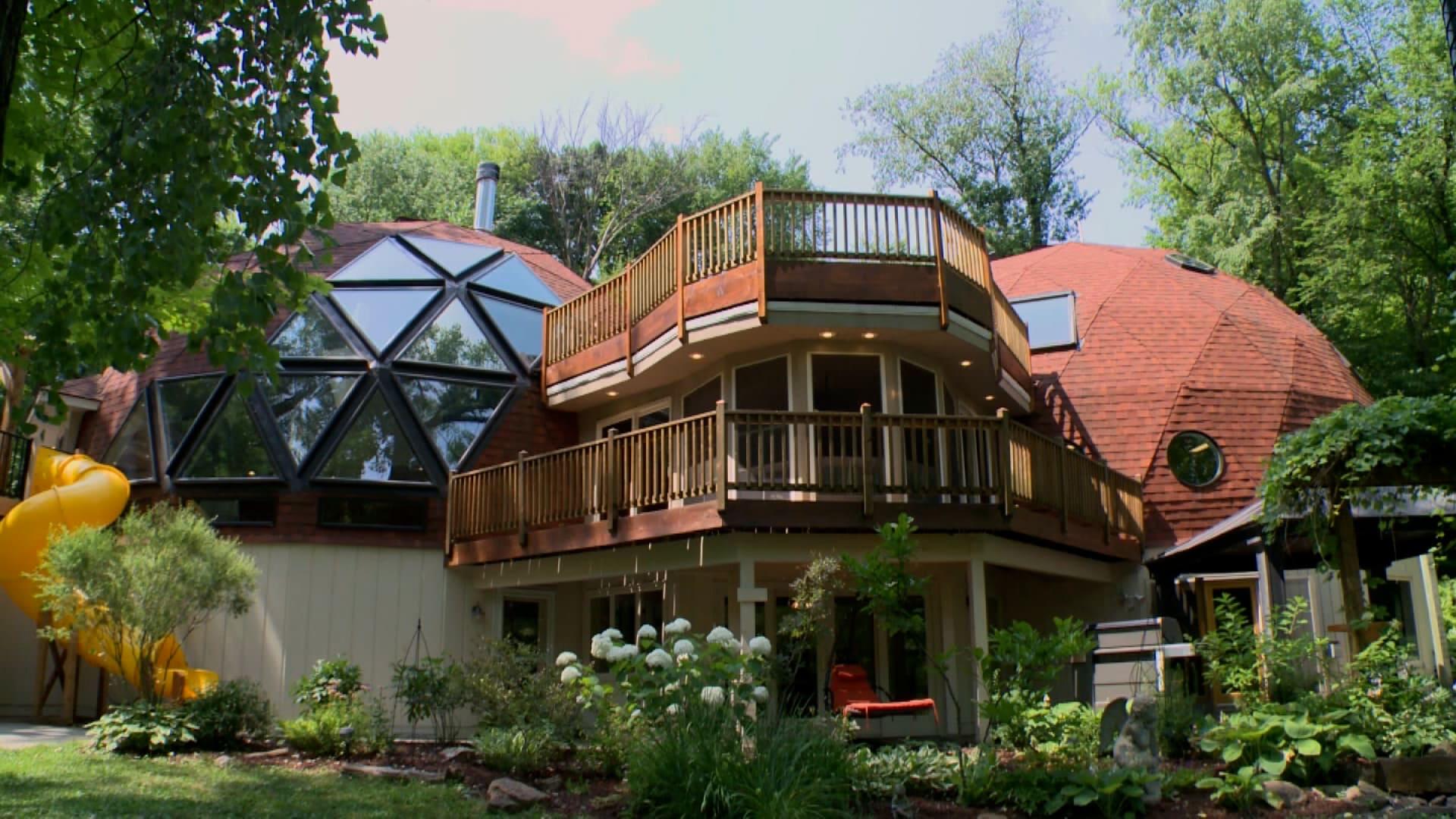 Casas domo